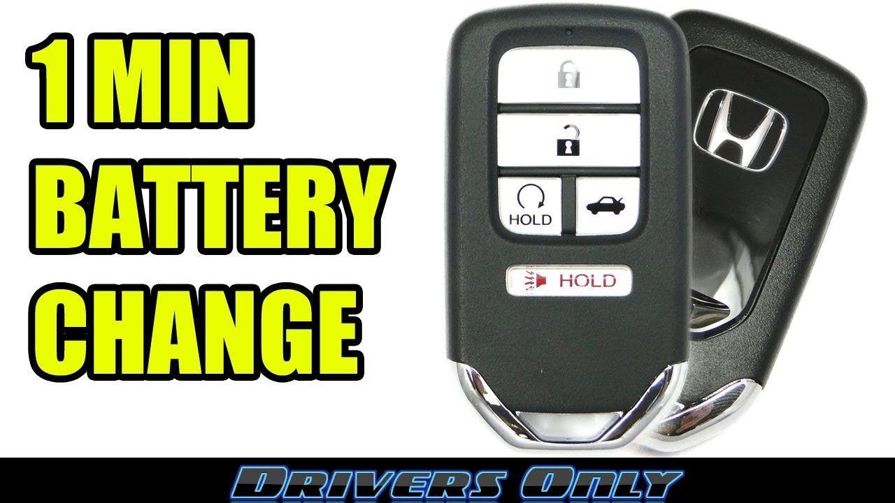 Park Art|My WordPress Blog_How To Change The Battery In A Honda Ridgeline Key Fob