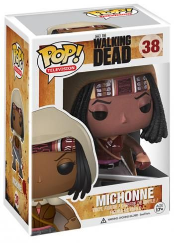Michonne Vinyl Figure 38 - Funko Pop! van The Walking Dead