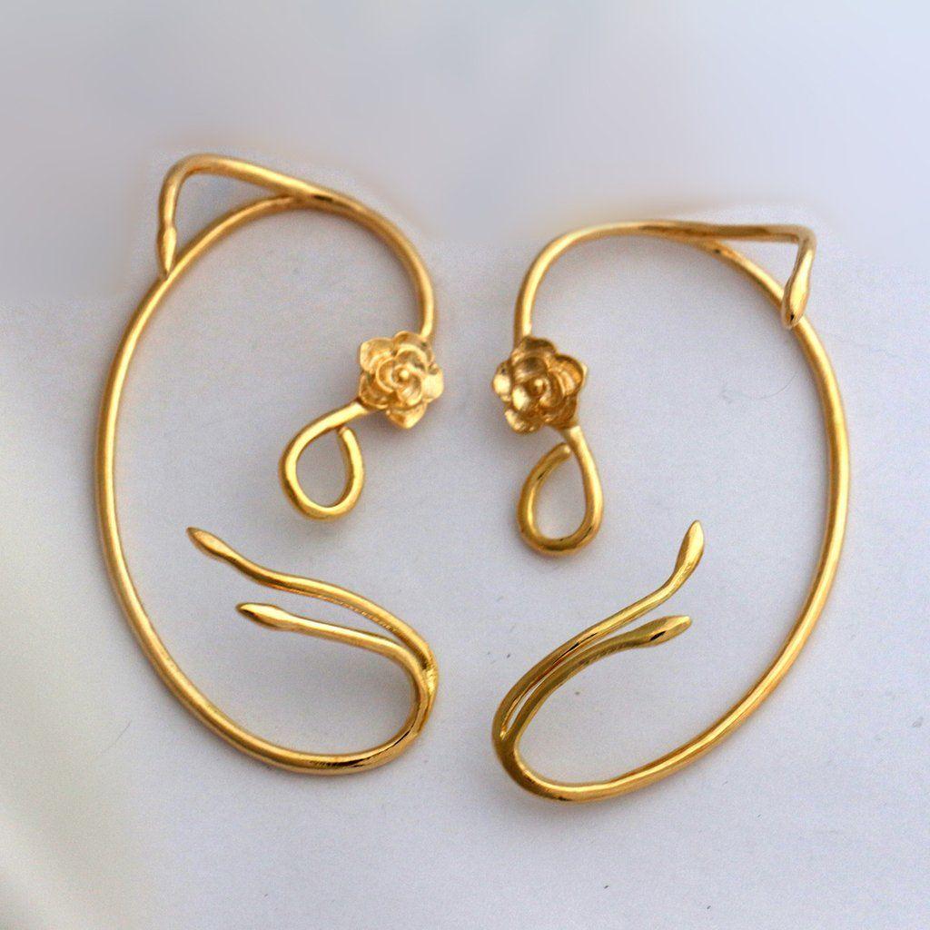 Belle ear cuff | sketching | Pinterest