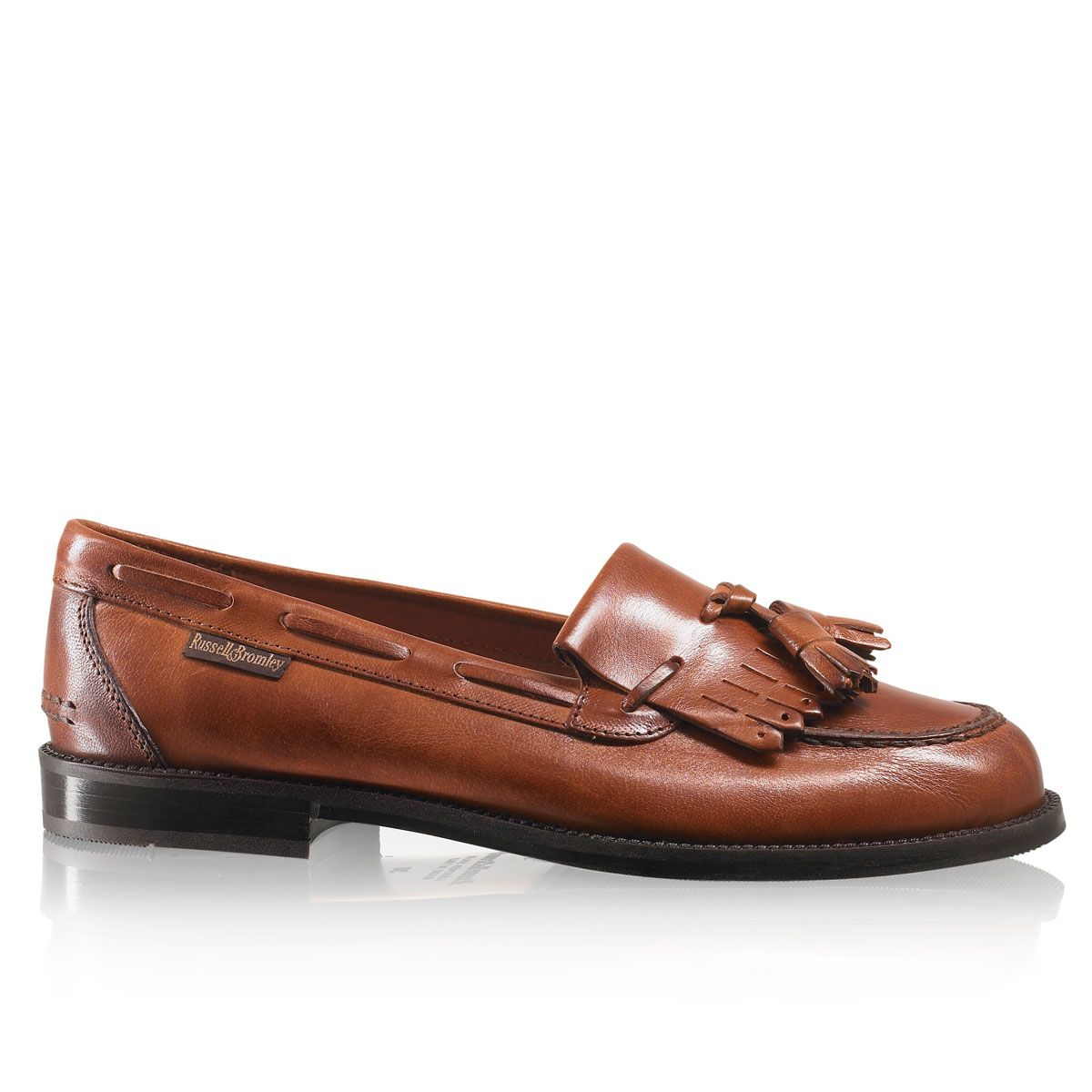 0fa28c77ed2 classic loafers Russell and Bromley £155