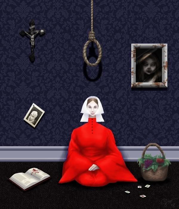 handmaid s tale a discontinuous narrative Myth and fairy tale in the handmaid's tale atwood's interests in gothic, in fairy tales and myth are part of her compelling interest in narrative.