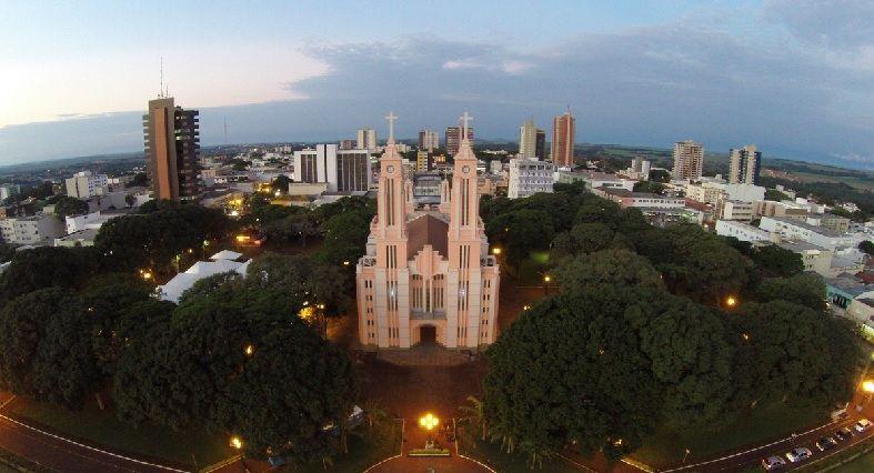 Catedral São José - Campo Mourão - )PR)