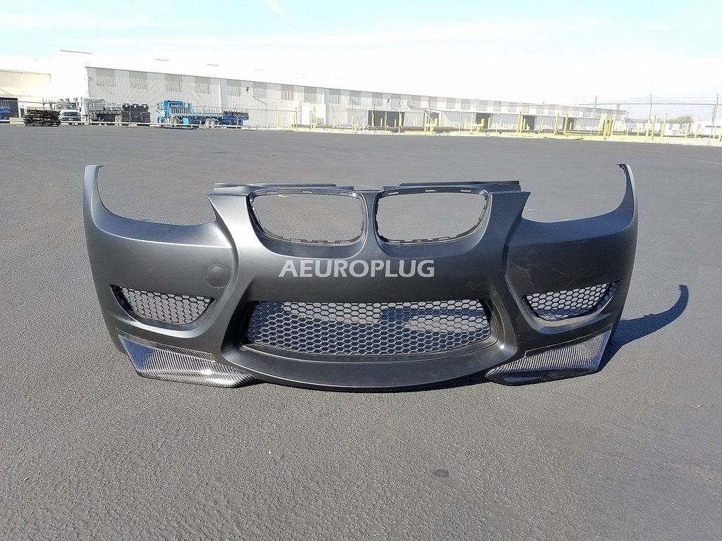 Design of a car bumper - Bmw E92 Amuse Style Front Bumper W Carbon Splitters Change The Look Of Your Car