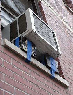 Installing A Window Air Conditioner Window Air Conditioner Air
