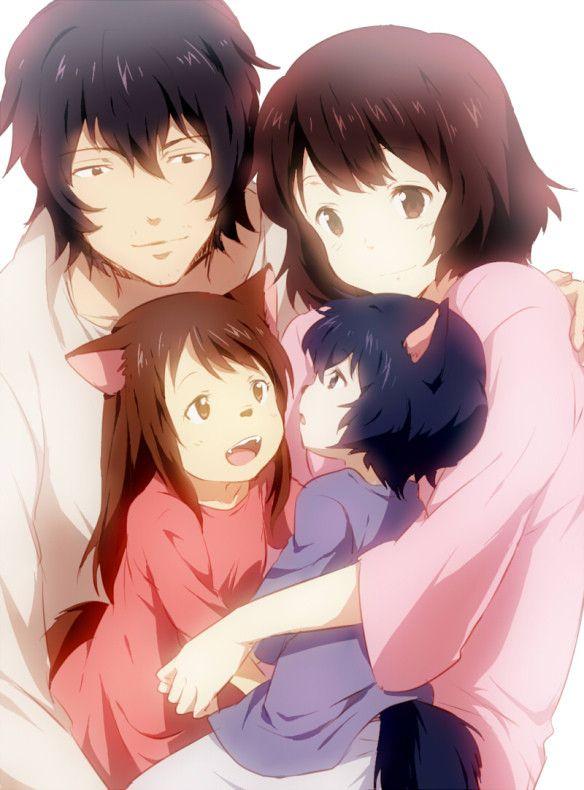 Wolf Children Wolf Children Ame And Yuki Wolf Children Ame Wolf Children
