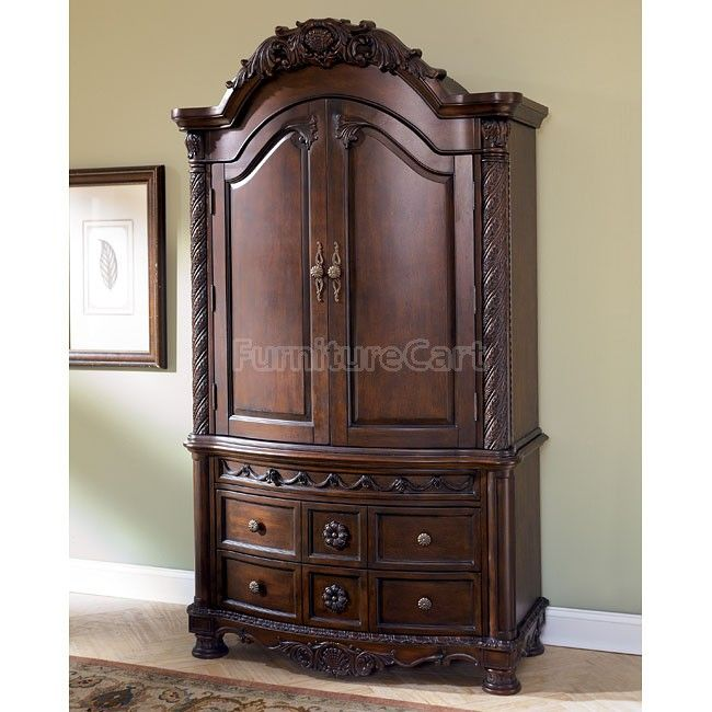 Marvelous North Shore Armoire Millennium | Furniture Cart | Furniture | Pinterest |  North Shore, Armoires And Stone Veneer