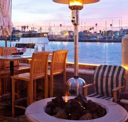 The Boathouse On Bay In Long Beach Offers Magnificent Dining Tasty Tails And An Epic View Of Alamitos