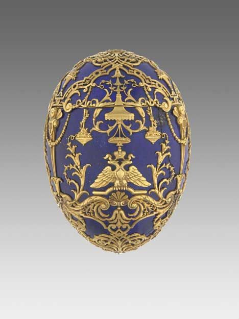 Karl Fabergé (1846-1920), the jeweller best known for his Imperial Easter eggs, fashioned exquisitely-crafted objects from precious metals and ­gemstones, primarily for the court of Russia's last two tsars and European nobility. ❤❦♪♫