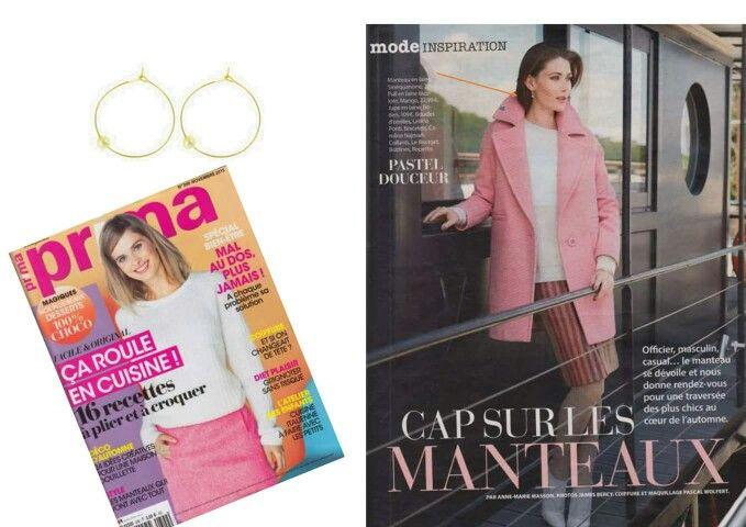 Leticia Ponti Jewelry press  #leticiaponti #jewelry #magazine #press