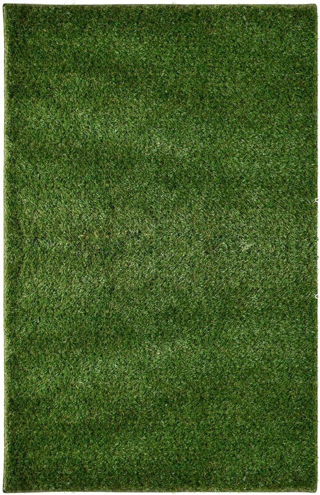 Area Rug Lanart Grass Shag Green 8 Ft X 10 Ft Indoor Outdoor 100 Olefin Uv Lanart Grass Carpet Artificial Grass Carpet Artificial Grass