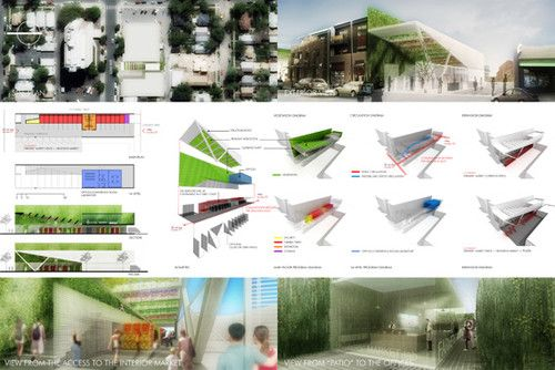 Farmers Market Design Competition -international Honor Picture On  VisualizeUs | Market Design, Design Competitions, Design