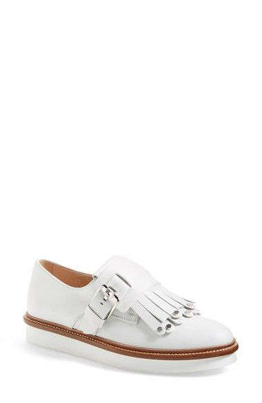 7f186ac411 Tod's Fringe Platform Oxford (Women) available at #Nordstrom | Ready ...