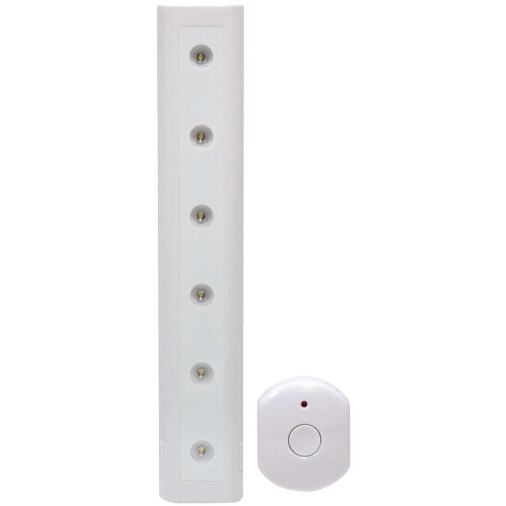 Ge 12 Inch Led Light W Wireless Remote Control Under Cabinet Lights