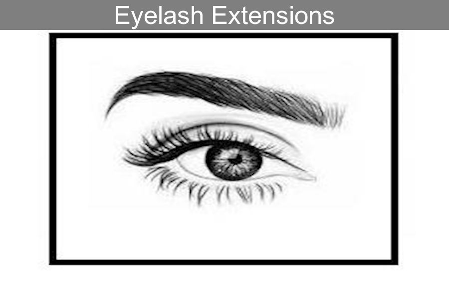 Eyelash technician what are lash extensions silk