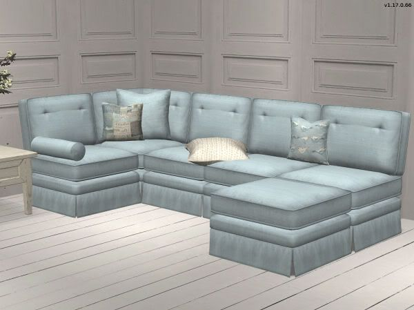 Serenity Sofa Set Recols Mobel Furniture All4sims De Sims 4 Casas Sims 4 Sims