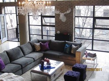 Grey Sectional Design Ideas Pictures Remodel And Decor  Page 2 Stunning Living Room Sectional Design Ideas Decorating Inspiration