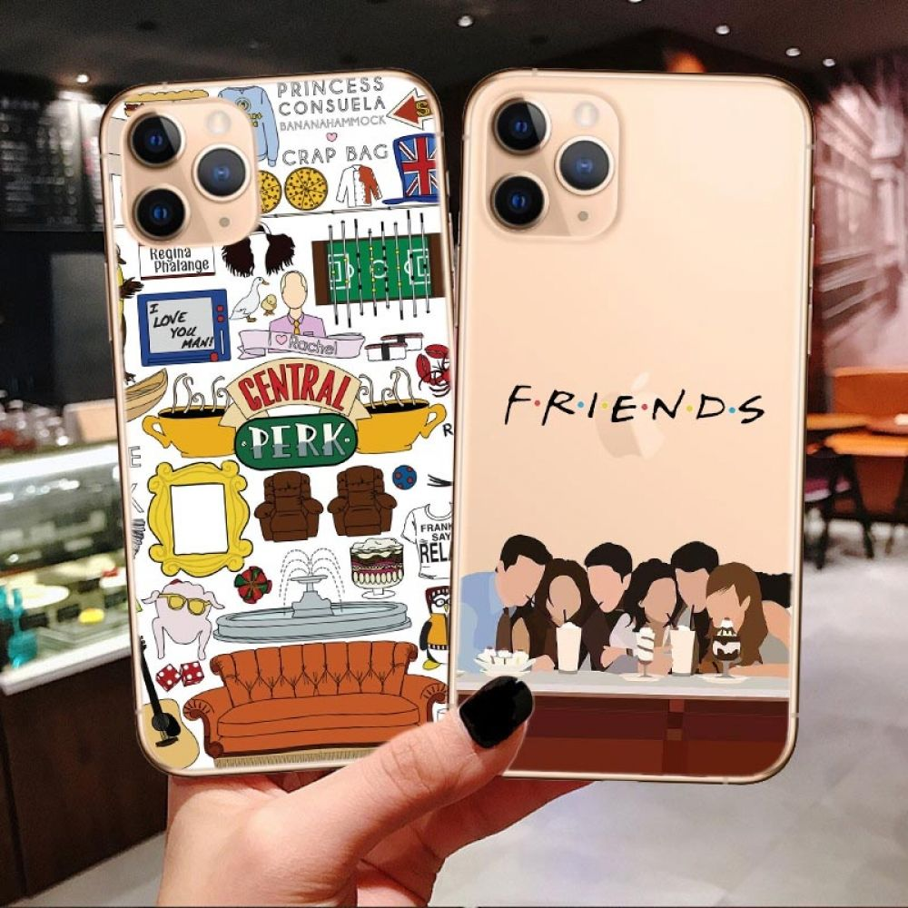 Central Perk Coffee friends tv show Phone Case For iPhone Price: & FREE Shipping…