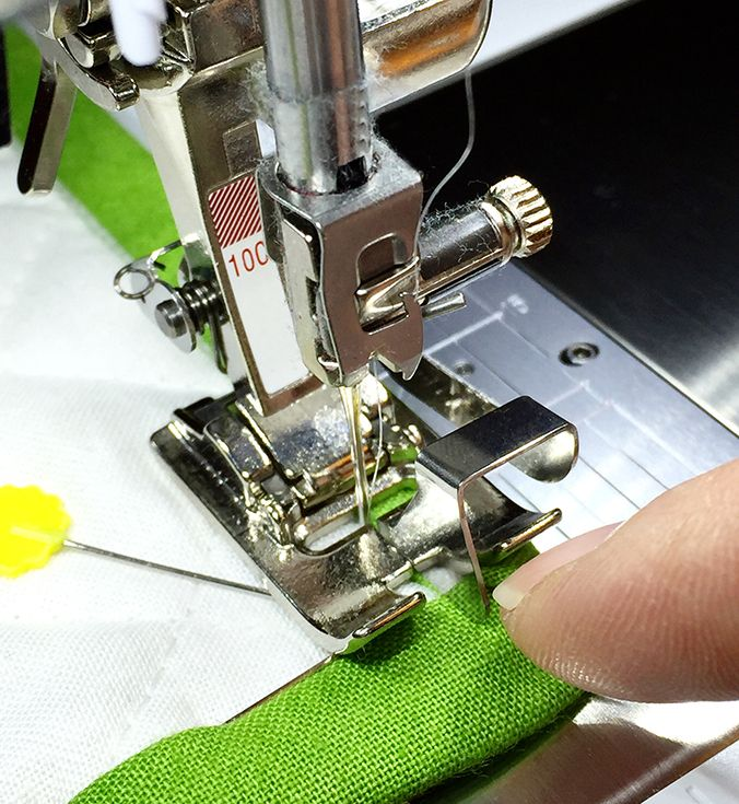 Thread Matters: Binding With A Touch (Part 2)