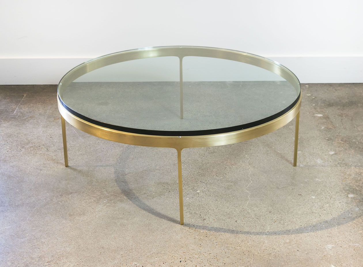 2018 Round Bronze Coffee Table Cool Modern Furniture Check More At Http