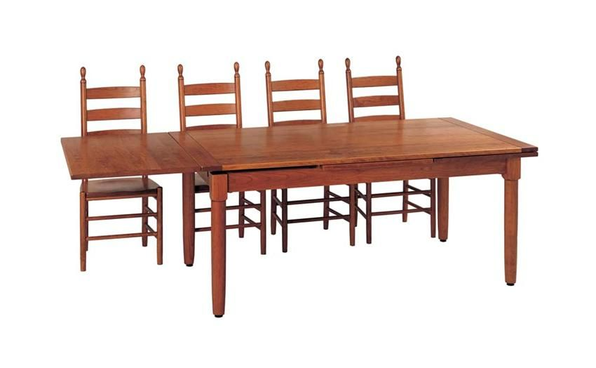 Wondrous Cleveland Stowleaf Draw Extension Dining Table By Keystone Interior Design Ideas Gentotthenellocom