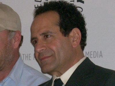Tony Shalhoub, an American actor of Lebaness descent.
