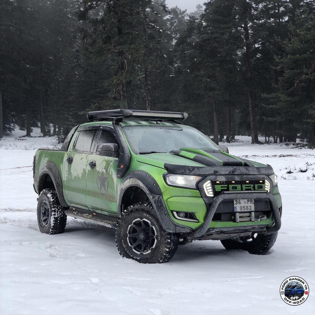 Ford Ranger Turkiye On Instagram Durusuyla Fark Yaratir Hulk