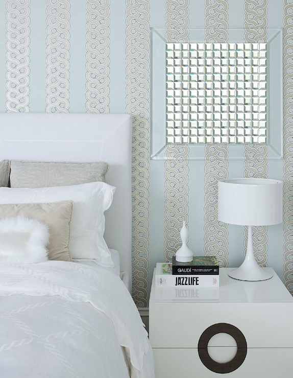 Emily Gilbert Photography   bedrooms   ice blue wallpaper  blue and silver  wallpaper  pale. Emily Gilbert Photography   bedrooms   ice blue wallpaper  blue