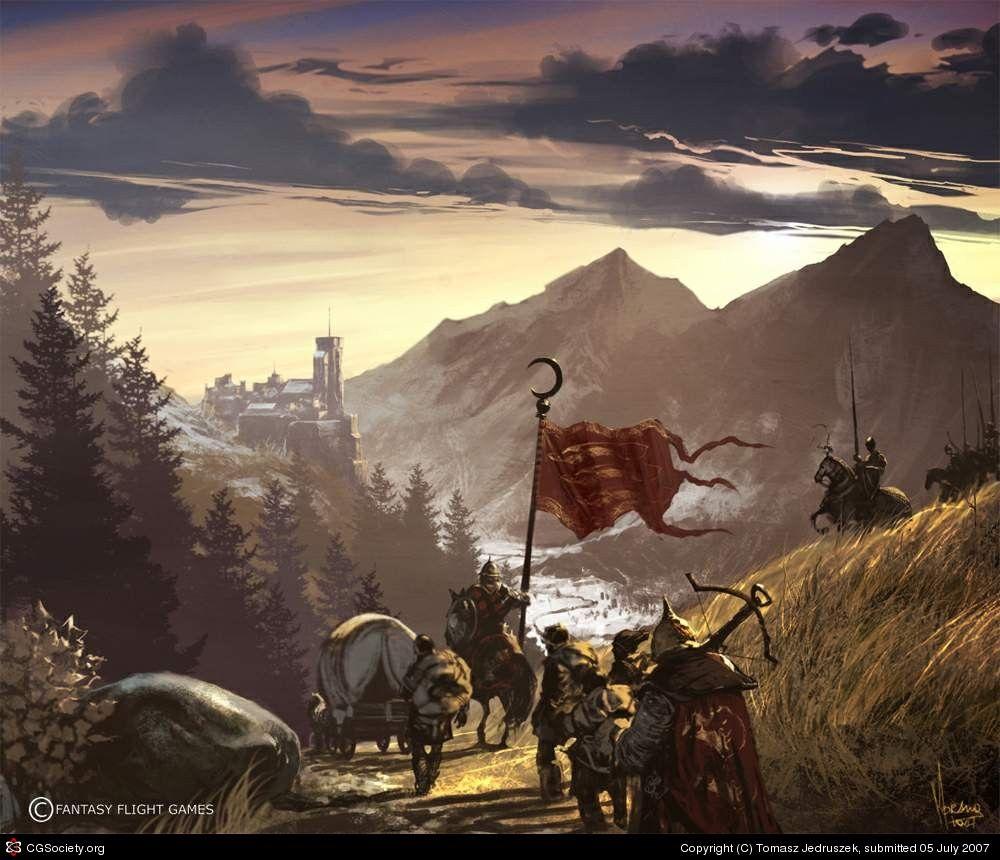 Vale Pact 4 by Tomasz Jedruszek | 2D | CGSociety