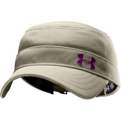 Under Armour Women's Versa Military Adjustable Cap