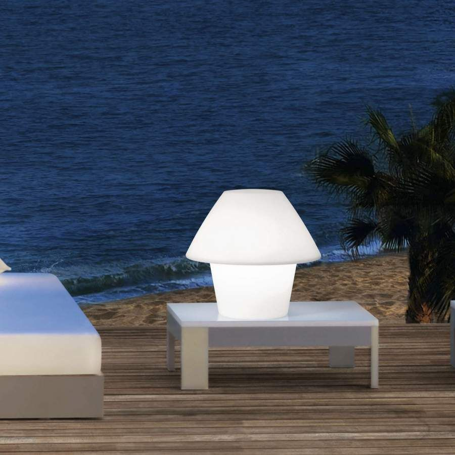 Outdoor Table Lamps Ideascomcom Patio Home Design Ideas And Pictures Tahti Lamp Top 10 For Entertaining
