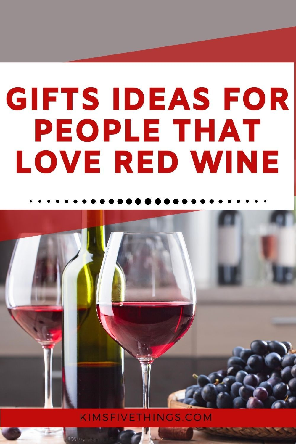 Gifts For Red Wine Lovers Wine Lovers Essentials Kims Home Ideas In 2020 Wine Lovers Red Wine Gifts For Wine Drinkers