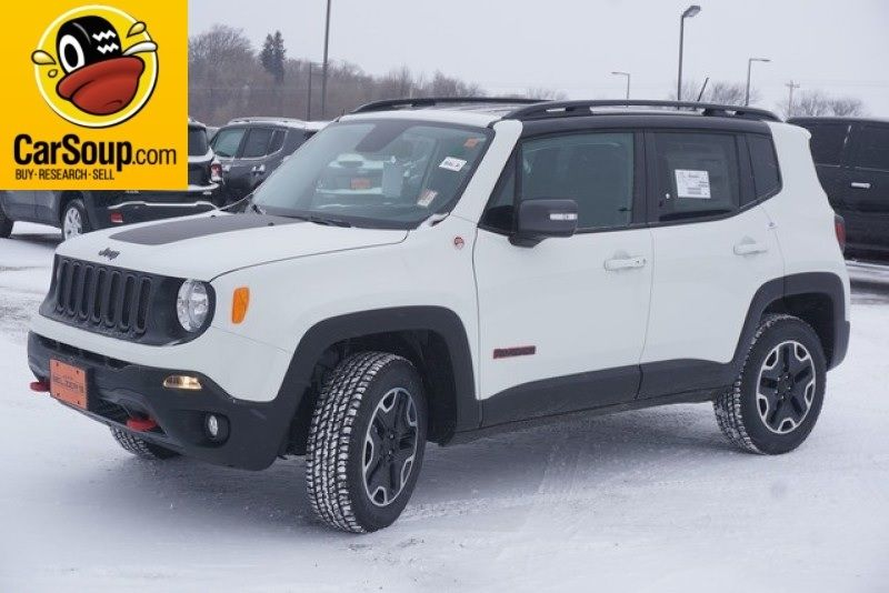 New 2017 Jeep Renegade Trailhawk 21 592 7 700 Off Jeep