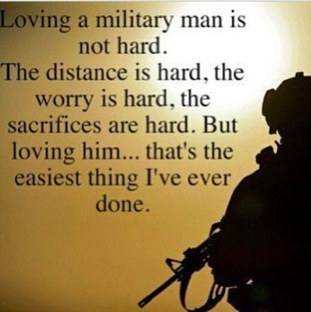Military Love, Military Quotes, Army