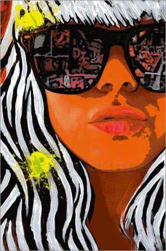 artist Frank E Hollywood of pop icon Lady Gaga.
