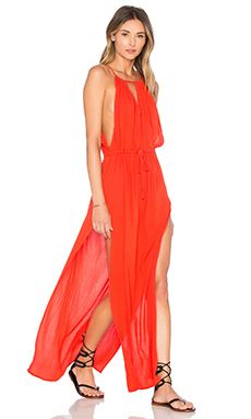 Stillwater This is Everything Dress in Sweet Mandarin
