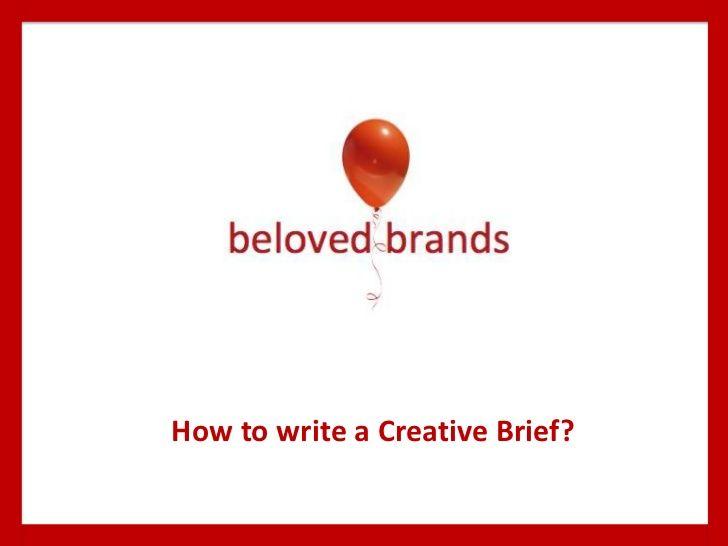 Logo Design, Elements of a Creative Design Brief.