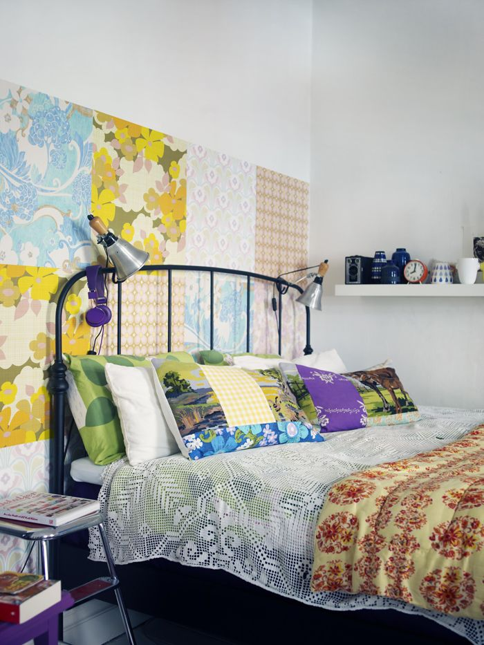 Patchwork Harmony blog: Selina Lake Homespun style