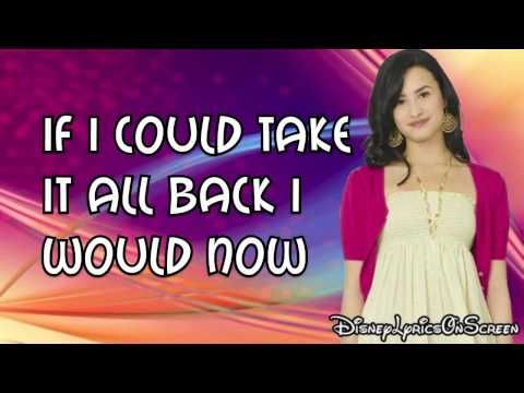 Camp Rock 2 It S Not Too Late Lyrics On Screen Hd Youtube Camp Rock Demi Lovato Albums Soundtrack Songs