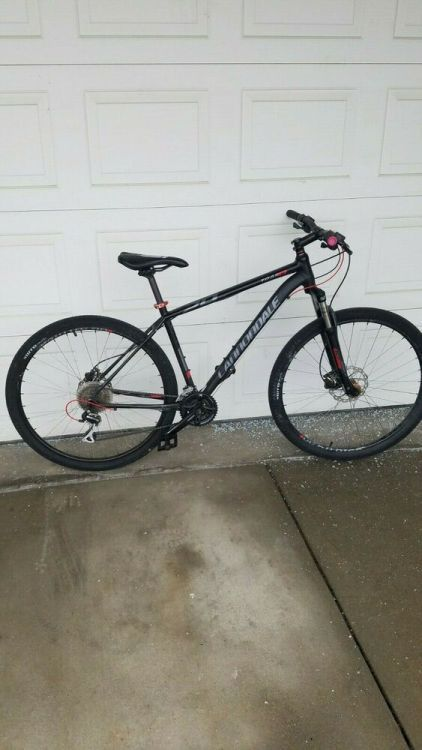 e1b18d4f711 buy CANNONDALE BICYCLE 29 IN. 2014 https://ebay.to/2DtBFMR
