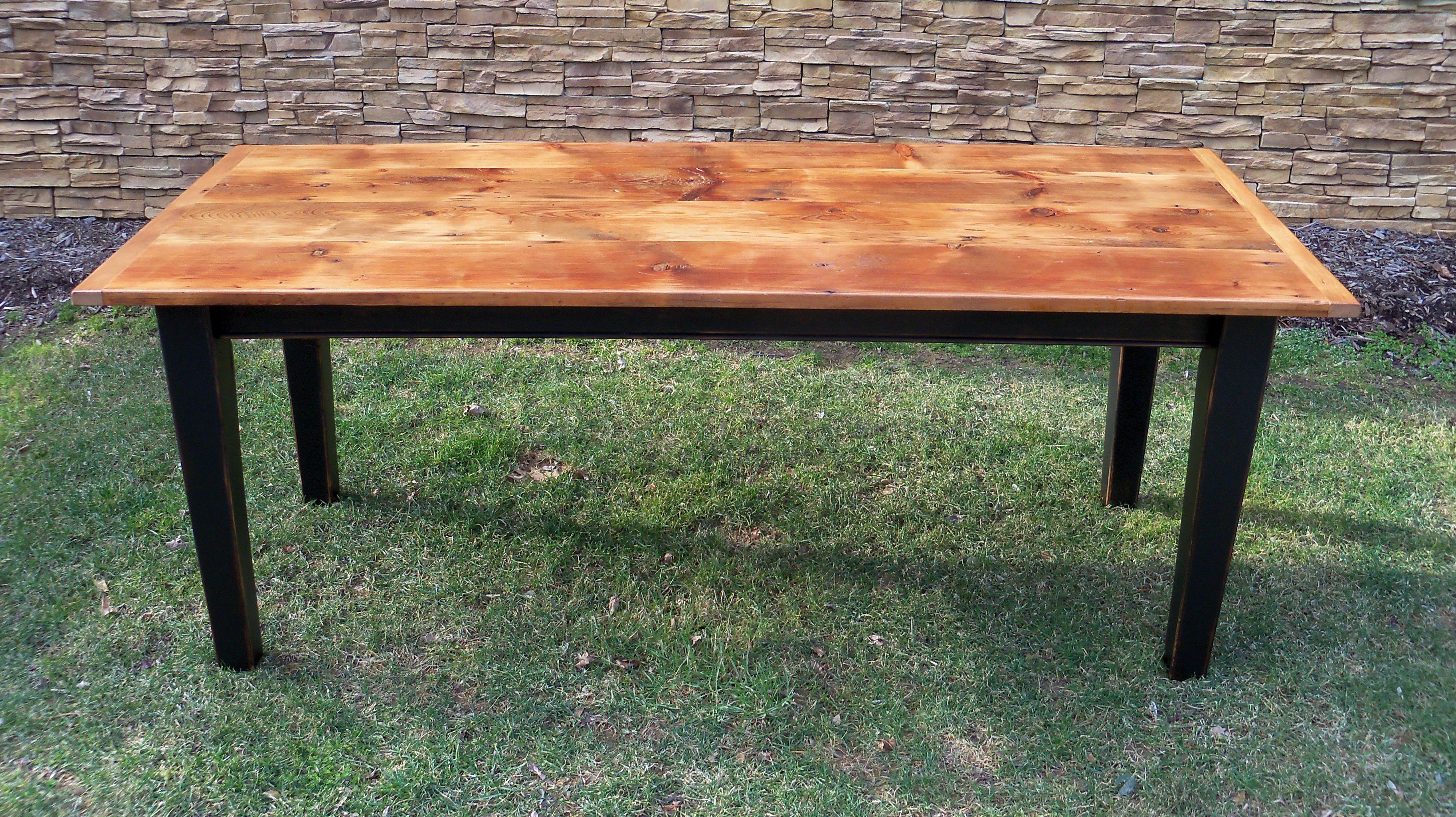 old barn star furniture from reclaimed barnwood dining room table rh pinterest co uk