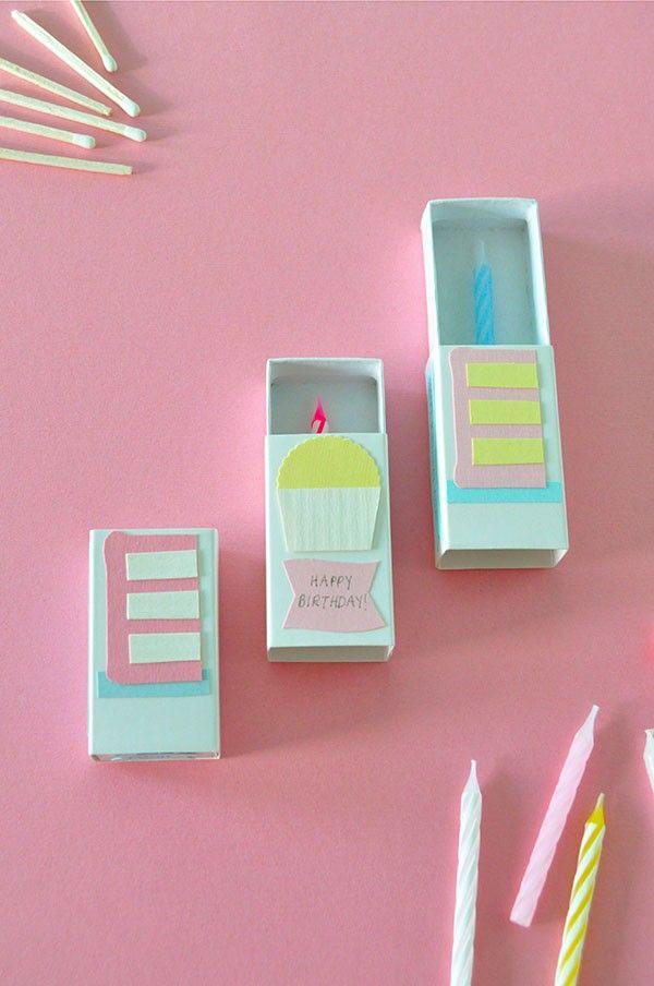 37 Homemade Birthday Card Ideas and Images – Homemade Birthday Card