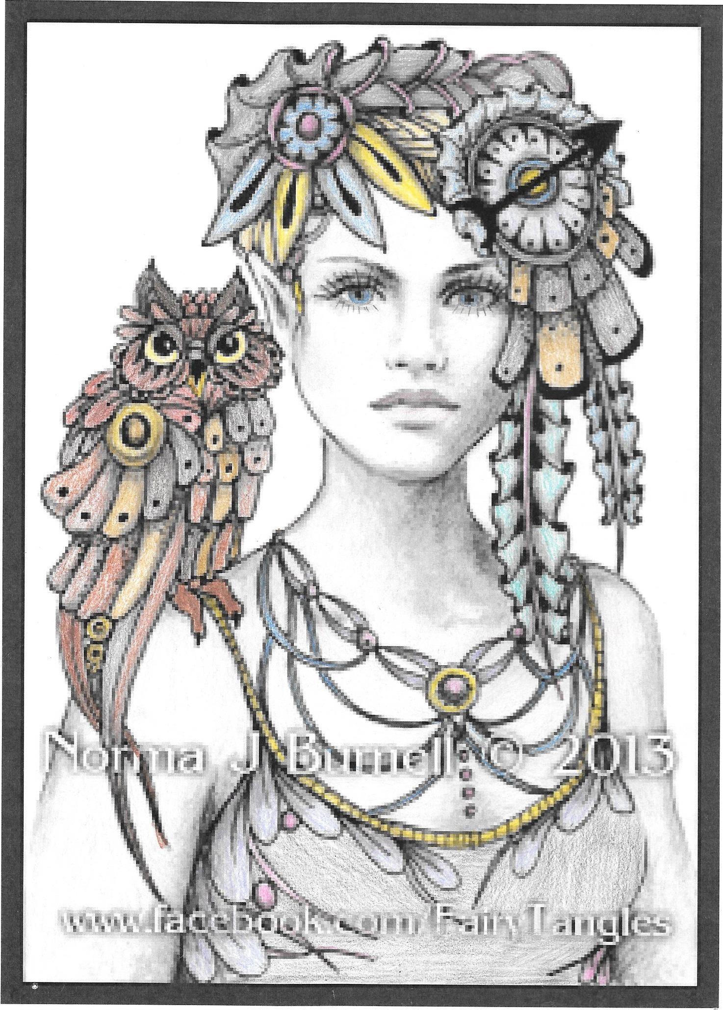 Pin de Alberta Carter Lopez en Finished Coloring Pages | Pinterest