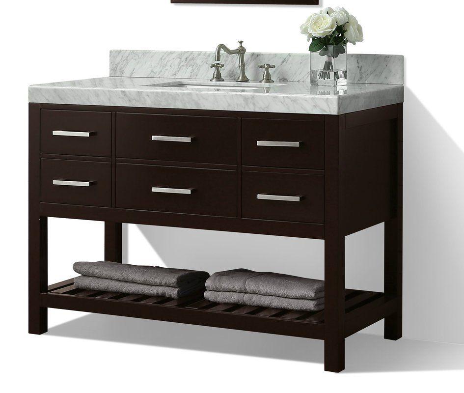 Elizabeth 48 Single Bath Vanity Set with Price  $ 165999