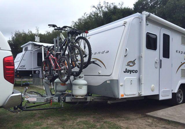 Jayco Expanda Bike Carrier (With images)   Bike rack, Best ...