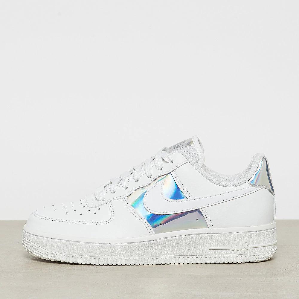 NIKE Nike Air Force 1 lo summit whitemetallic silver Schuhe