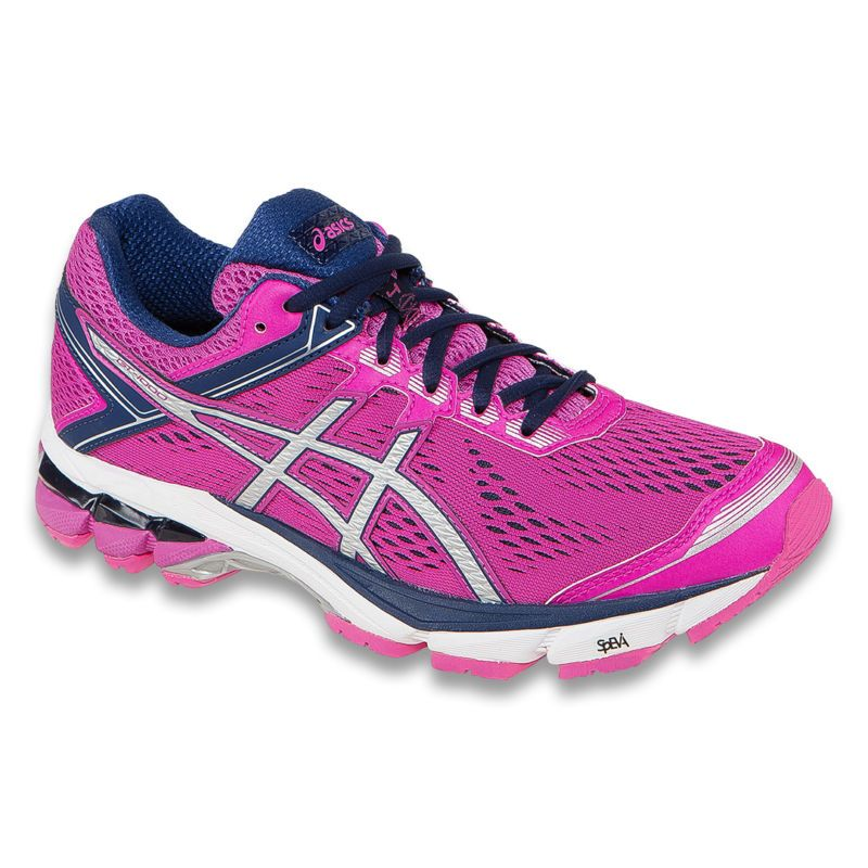 ASICS Womens GT1000 4 Running Shoes T5A7N