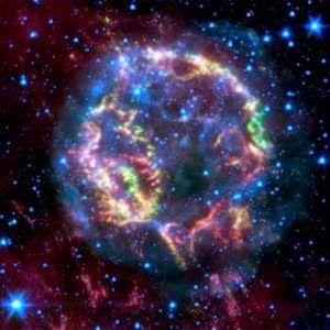 Stelle, pianeti e dintorni: Viaggio 3D nella nebulosa. È piena di buchi e somiglia a una spugna