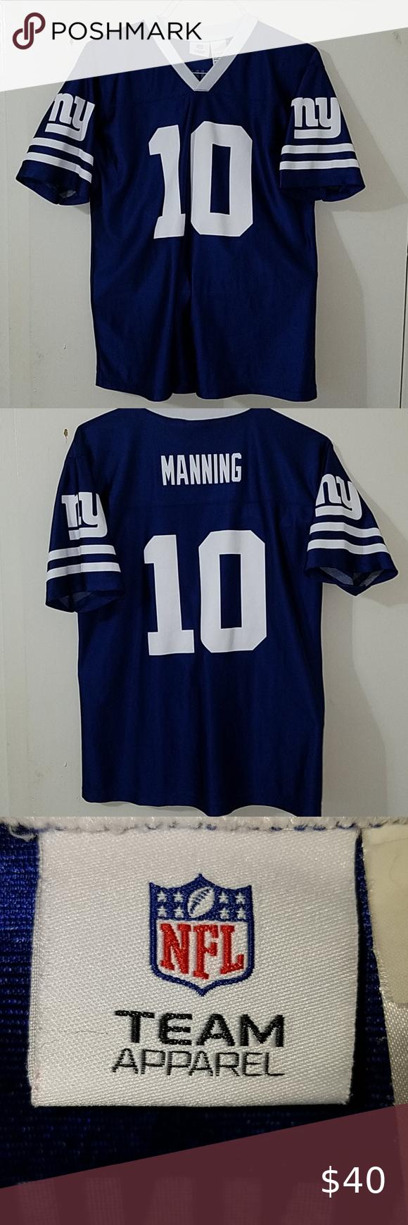 Vintage New York Giants Jersey Eli Manning In 2020 New York Giants Jersey Vintage New York New York Giants