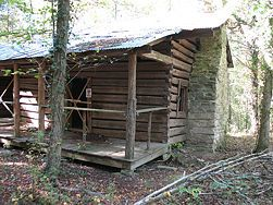 How to stay warm in a winter cabin; useful lists and tips.
