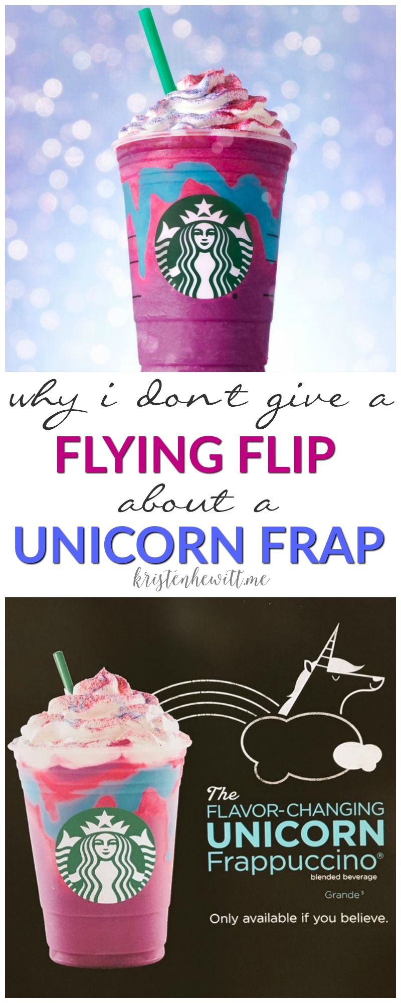 Do you buy into the Starbucks hype about the new Unicorn